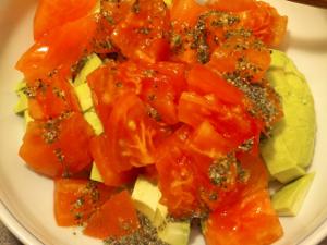 アボカド-トマト-サラダ