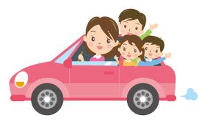 家族-ドライブ