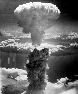 原爆-爆発-核
