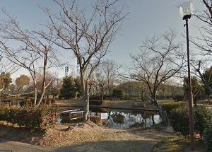 三好公園(西側)-みよし市