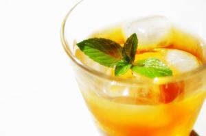 ペパーミント-アイスティー-紅茶