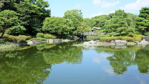 白鳥庭園-名古屋-公園