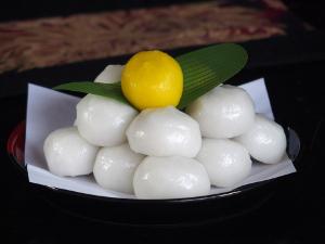 月見団子-だんご-和菓子