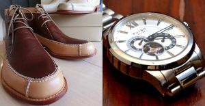 腕時計&靴